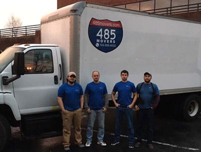 485 Movers Charlotte